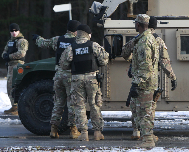 The deployment of 3,500 American soldiers marks the first-ever continuous deployment to the region by a NATO ally