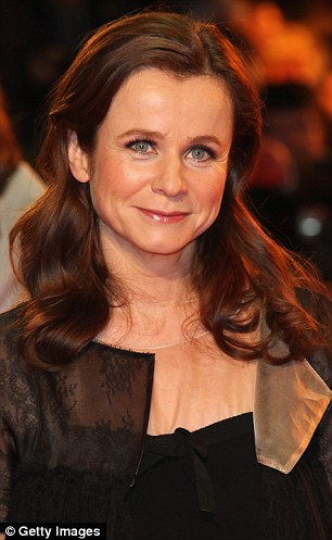 Sexy On Screen Actress Emily Watson