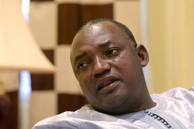 Barrow 'won't return' to Gambia until inauguration