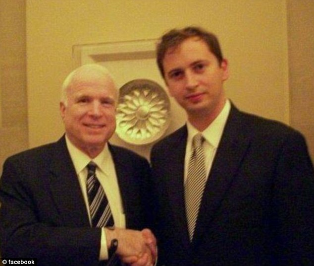 Image result for photos of Sergei Millian