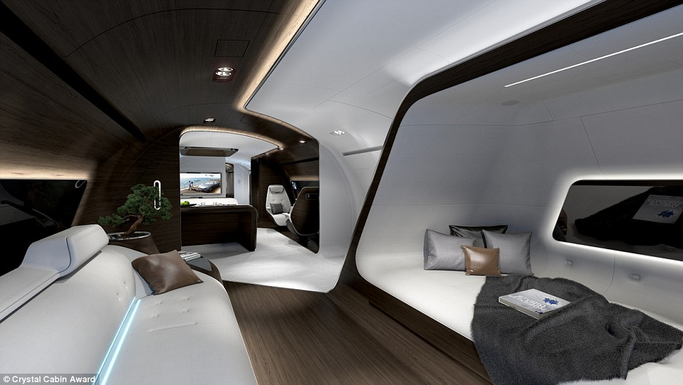 Plane Cabin Innovations In The Aviation Oscars Revealed