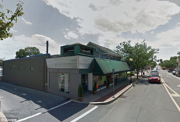 'I don't need you n***ers' money,' the restaurant (pictured) manager said, according to Bugg