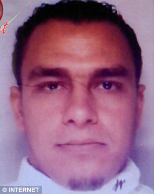 Bizarre details have emerged of the married life of Nice truck killer Mohamed Lahouaiej Bouhlel (pictured)