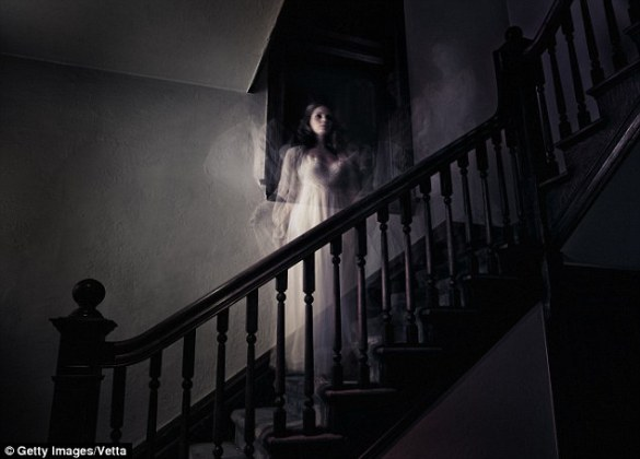 Reddit users reveal their paranormal experiences   Daily Mail Online Reddit users have revealed the most paranormal experiences in a spine  chilling new thread