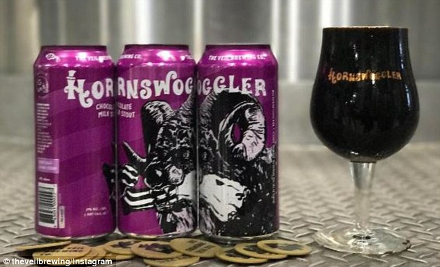 Cookie drunk! The Veil Brewing Co. in Richmond debuted an Oreo beer in 2017