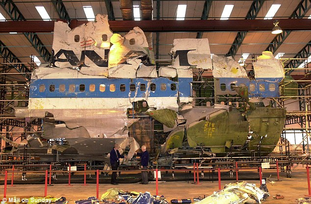 Remains of Pan Am 103. For three years Police Scotland has also been running an Operation Sandwood investigation into claims that Crown officials, police officers and expert witnesses acted illegally to secure Megrahi's conviction