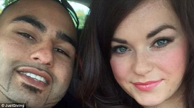 Desperate:Laura and Saleem Khan, from Coventry, pictured, have been trying to conceive for the last seven years but have faced complications and now want to undergo IVF treatment