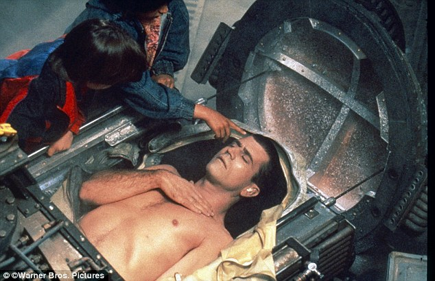The idea ofcryogenic preservation has been popularized in several science fiction movies, includingForever Young (1992) starring Mel Gibson