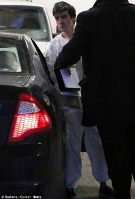 alexandre bissonnette under arrest