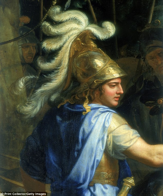 The city of Alexandria in Egypt may have merely been one of the 'outposts' that Alexander the Great adopted during his time as leader and that it only became prominent after his successor, Ptolemy I, built it on the legend that Alexander had great ambitions for the little port