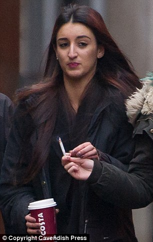 Zareena Shaid was by her own admission 'eight and a half to nine out of ten drunk