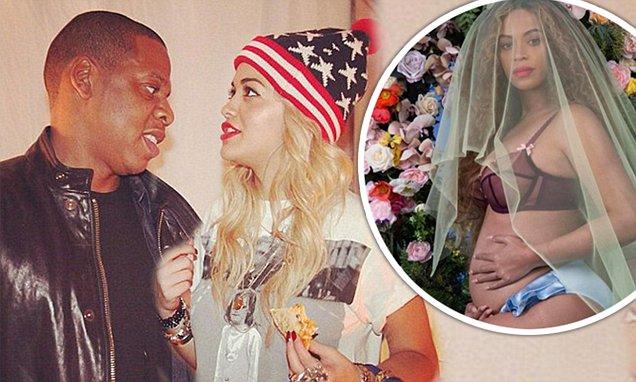 Rita Ora Congratulates Pregnant Beyonce On Baby News