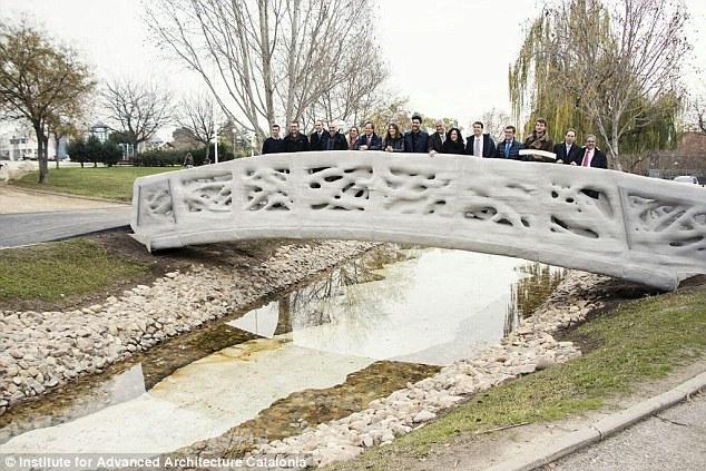 Image result for 3d printed car bridge