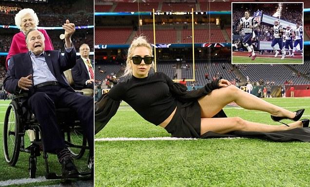 Super Bowl em Houston para Brady e Lady Gaga
