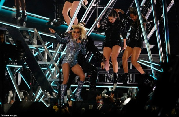 The Super Bowl halftime show, with an audience usually topping 100 million, is easily the biggest show of an artist's career