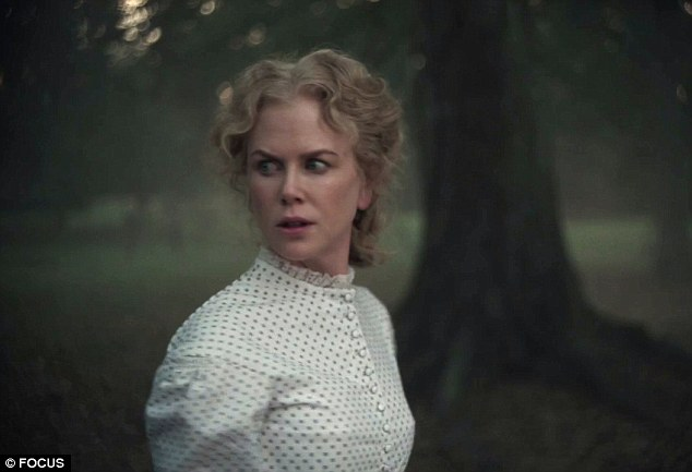The Beguiled Trailer Airs Starring Nicole Kidman Daily