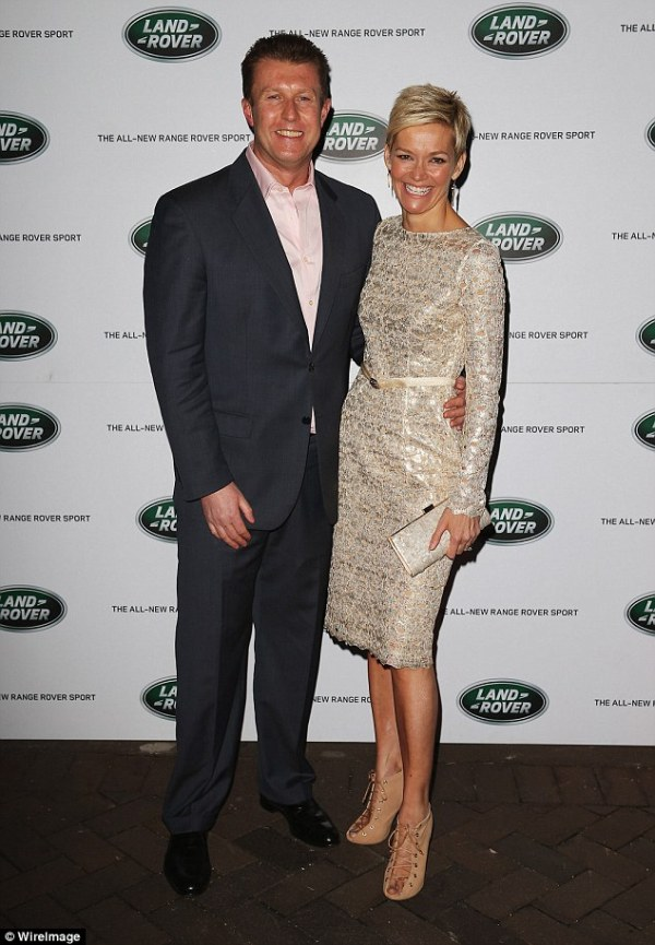 Peter Overton reveals how he proposed to Jessica Rowe