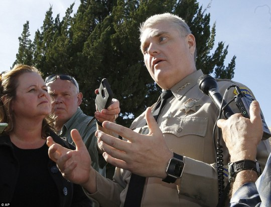 Officials including Butte County Sheriff Kory Honea announced on Tuesday that the evacuation order had been lifted