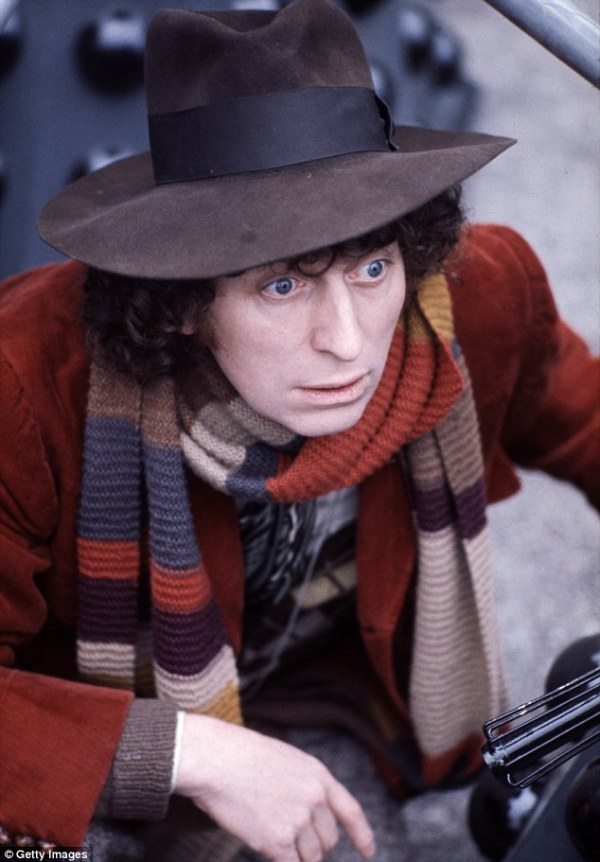 Doctor Who is voted in as Britain's top TV hero | Daily ...