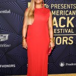 Queen Latifah's Style At American Black Film Festival Honors
