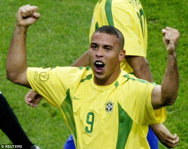 Ronaldo Reveals Reason For 2002 World Cup Haircut Daily