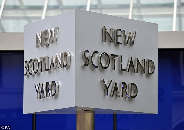 Scotland Yard said the male youths have all been charged and will appear in court over the weekend
