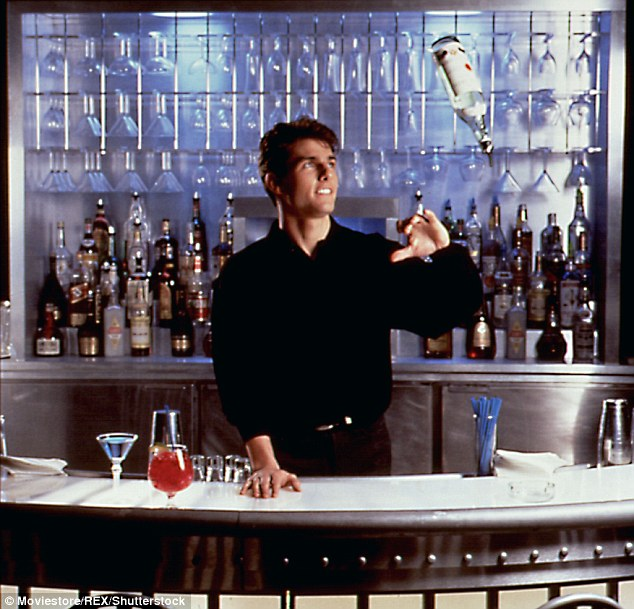 Image result for tom cruise cocktail