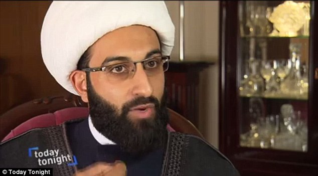 Muslim Imam Shaikh Mohammad Tawhidi said radicals are looking to create an independent state within Australia, according to an upcoming interview on Today Tonight