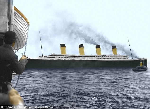 Los telegramas probablemente se habrían perdido para la historia si un ex empleado de la Cunard Line no les había rescatado de un contenedor