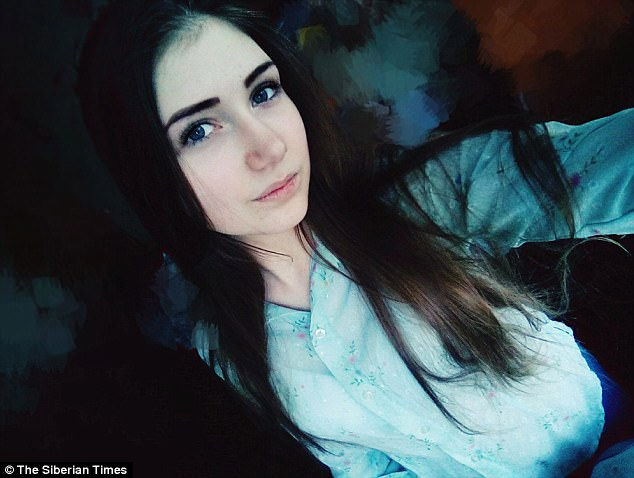 Veronika Volkova, 16, who fell to her death  from a 14-storey building