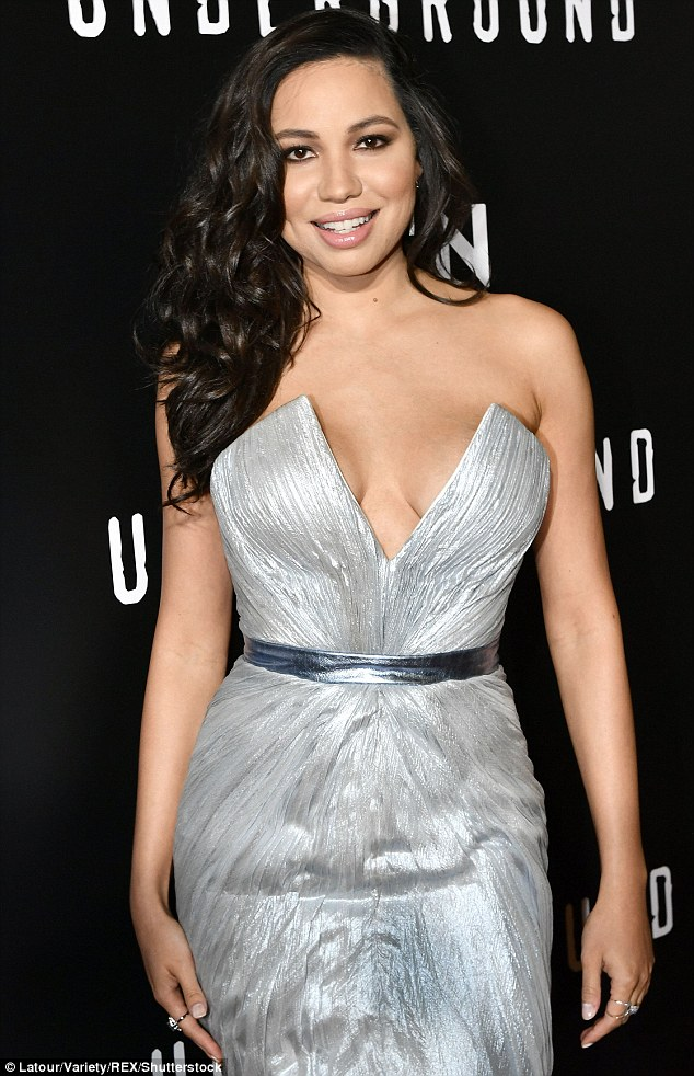 Jurnee Smollett Friday Night Lights