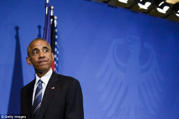 WH: WikiLeaks CIA programs all came on Obama's watch ...