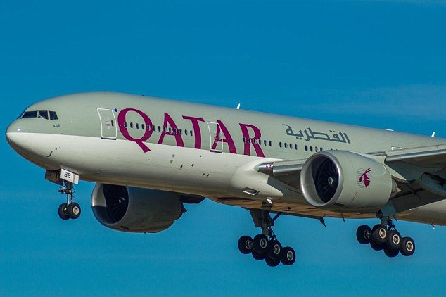 The Doha-headquartered airline boasts a fleet of 194 aircraft flying to more than 150 destinations across six continents