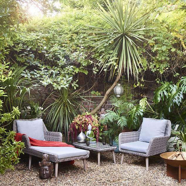 Ditch the decking for stone, gravel or fake grass   Daily ... on Unlevel Backyard Ideas id=98450