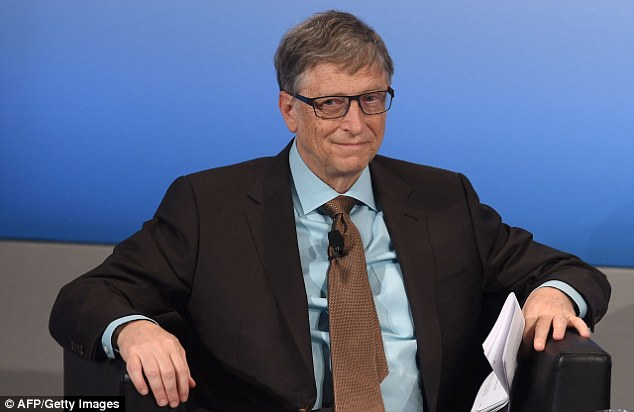 Microsoft co-founder Bill Gates has once again topped the Forbes rich list, with an estimated wealth of $86 billion