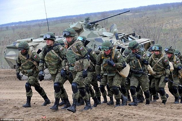 La Suède reste préoccupé par une invasion conventionnelle par la Russie, ainsi que d'une attaque nucléaire