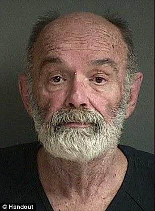 Winston, Oregon mayor Kenneth Barrett, 71, was arrested on Sunday