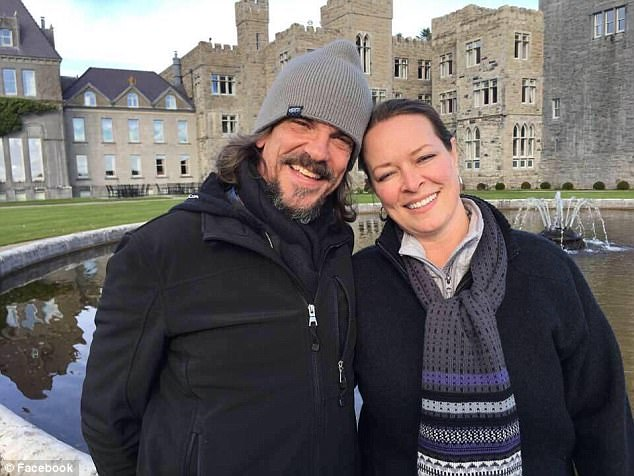Kurt and Melissa Cochran from West Bountiful, Utah, were among those who were run over by a terrorist in a 4x4 on Westminster Bridge on Wednesday. Mr Cochran died while his wife remains in hospital