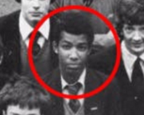 This is the first picture of the Westminster ISIS-inspired fanatic Khalid Masood while at school in Tunbridge Wells