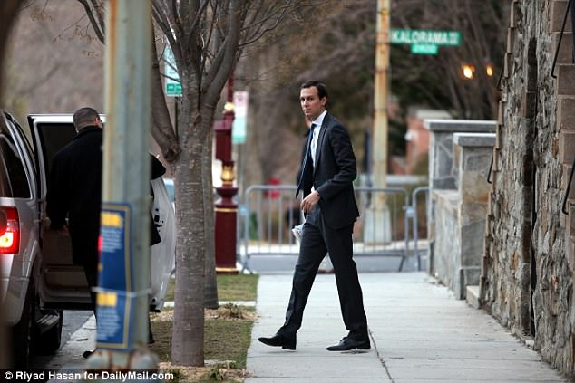 The new office is set in place to help meet some of the goals Trump pledged to accomplish during his campaign.Kushner (pictured) said most of his team have little-to-no political experience, and instead have business experience