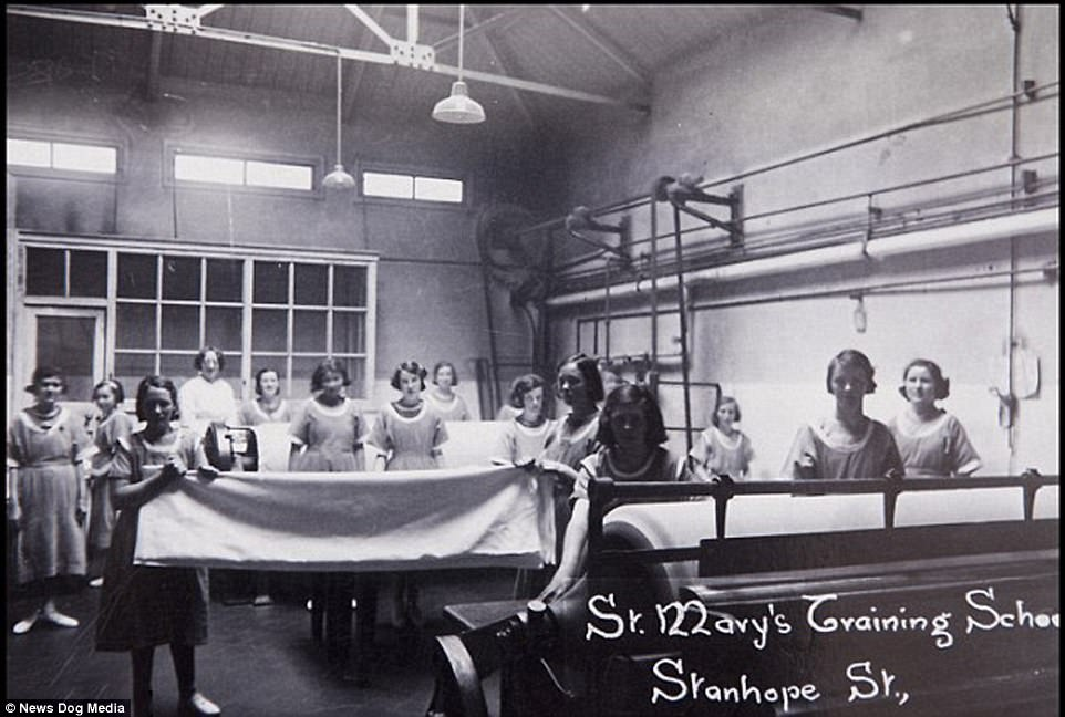 Haunting Images Show Everyday Life In Magdalene Laundries