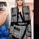 Care Delevingne's Edgy Style At A Film Screening In LA