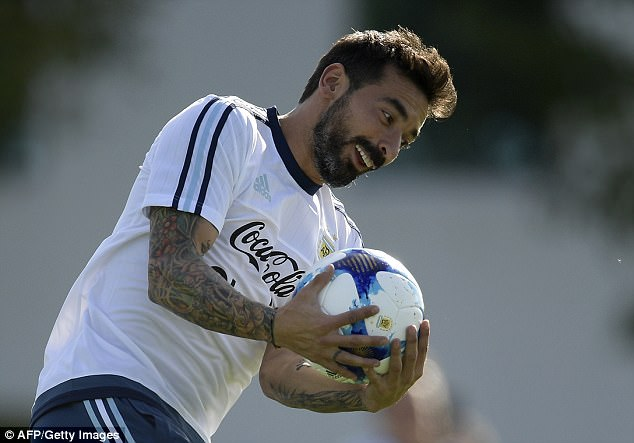 Ezequiel Lavezzi is a surprise fifth place in the list as he is set to earn £24.6m this season