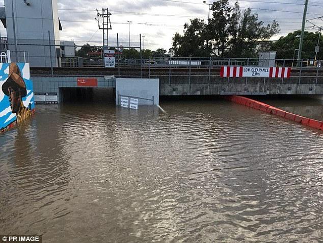 Brisbane Floods 2017
