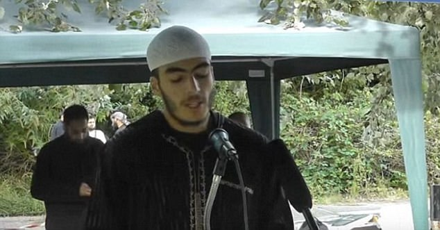 He told an Arabic newspaper he was not a threat to national security and wants to come back as he was raised in Britain. Mr Mustafa has appeared in videos denouncing ISIS and the actions of Assad's government