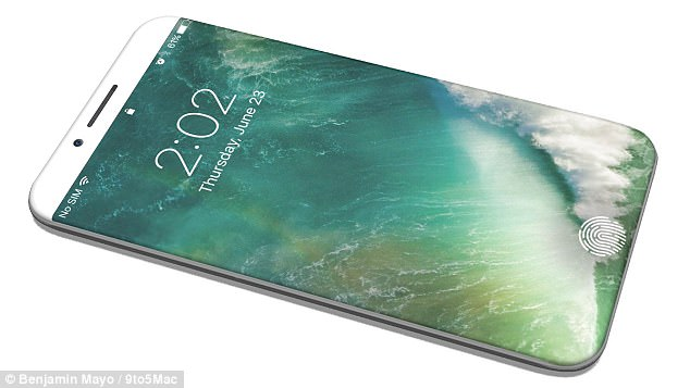 3EE96CE400000578 0 image a 3 1491429547362 Three Reason: Why Apples Upcoming Smartphone Delay