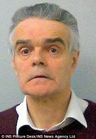 Andrew Boxer (pictured) and Graham Jones were both convicted of several counts of indecently assaulting the same boy between 1988 and 1993, following a week-long trial at Hove Crown Court.