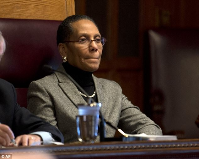 The NYPD said on Tuesday that the death of Judge Sheila Abdus-Salaam, whose body was spotted floating in the Hudson River on Wednesday, is 'suspicious'
