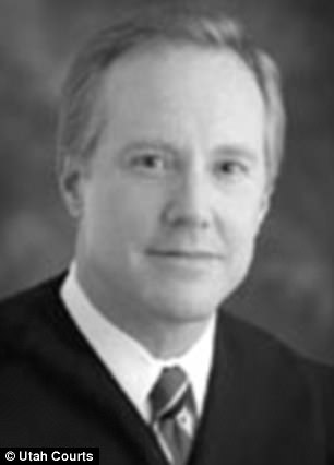 Fourth District Court Judge Thomas Lowreportedly held back tears as he condemned a rapist he characterized as an 'extraordinarily good man' to prison this week