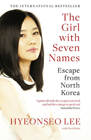 Bestseller: Hyeonseo Lee's account of her experience has been read all over the world